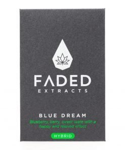 Faded Extracts Blue Dream Shatter