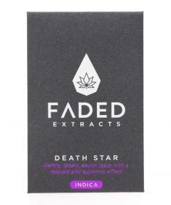 Faded Extracts Death Star Shatter