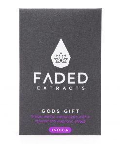 Faded Extracts Gods Gift Shatter