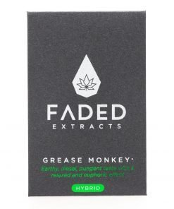 Grease Monkey Shatter (Faded Extracts)