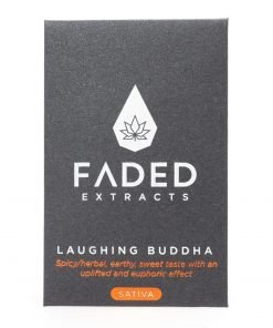 Laughing Buddha Shatter (Faded Extracts)