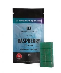 Twisted Extracts Raspberry 1 1 Indica